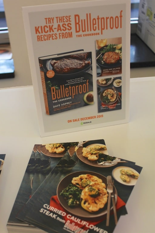 Bulletproof Biohacking Conference - Clean Eating Kitchen