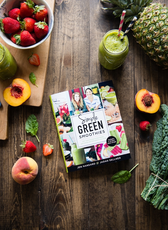 Simple Green Smoothies book review + giveaway
