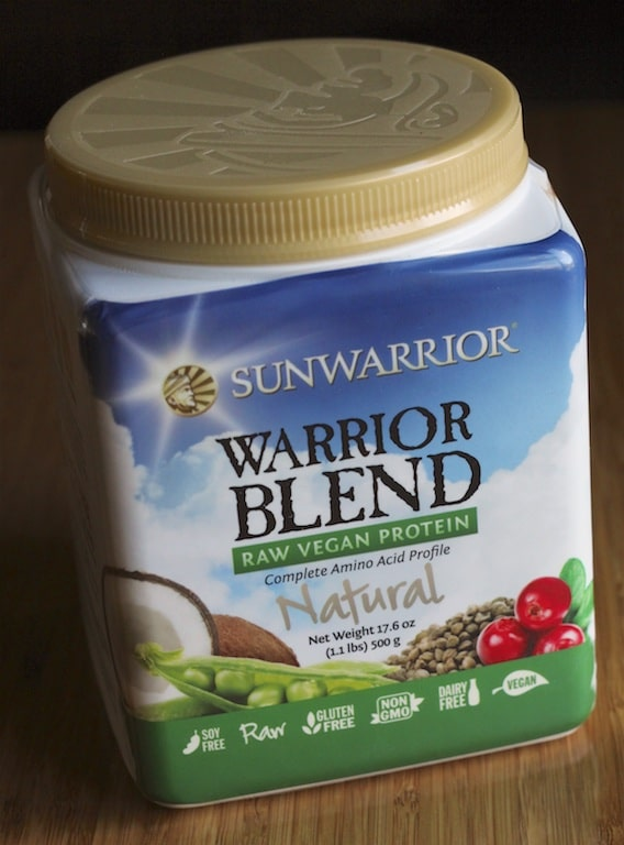 Warrior Food Natural Vegan Protein Review