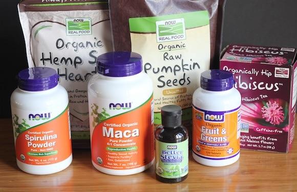 NOW Foods Superfood Ingredients