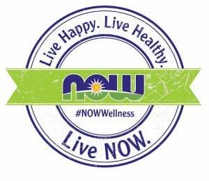 NOW Foods Wellness Badge