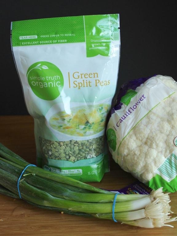 Simple Truth Organic ingredients