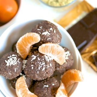 Chocolate Hemp Balls overview