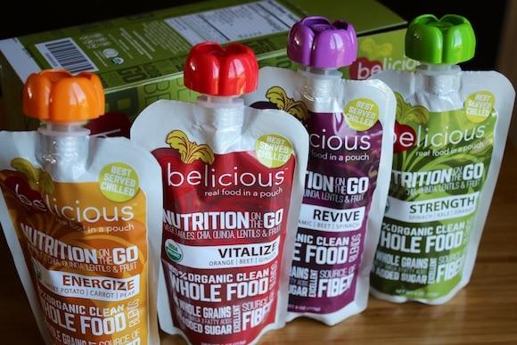 Belicious pouches