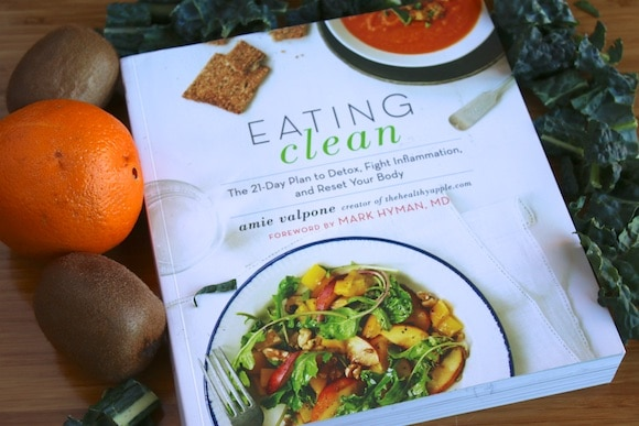Eating Clean cookbook