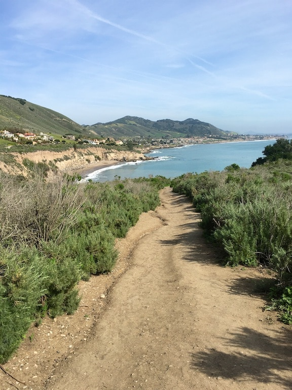 Hike at Shell Beach