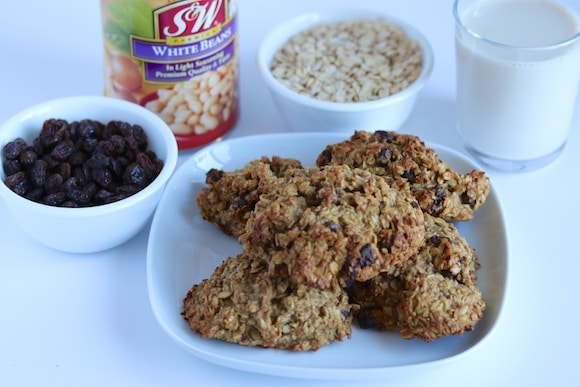 Oatmeal raisin cookies ingredients