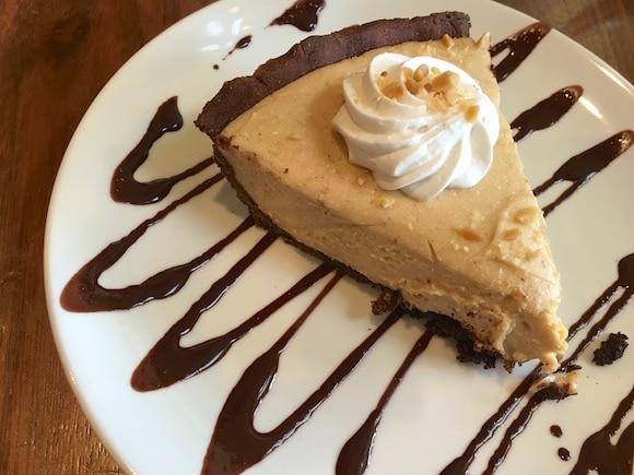 Peanut Butter Cream Pie