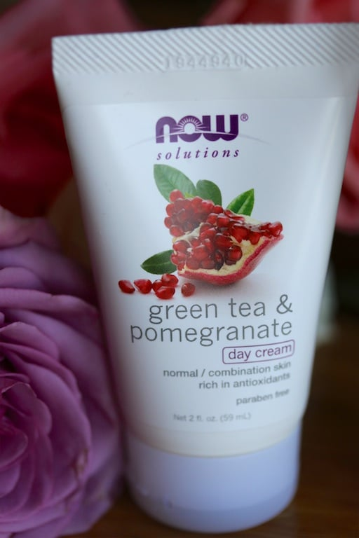 Green Tea & Pomegranate Day Cream