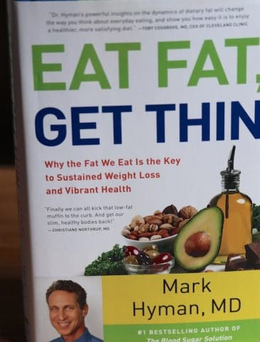 Eat Fat, Get Thin book