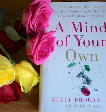 A Mind of Your Own Book Review + Giveaway