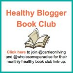 Healthy Blogger Book Club