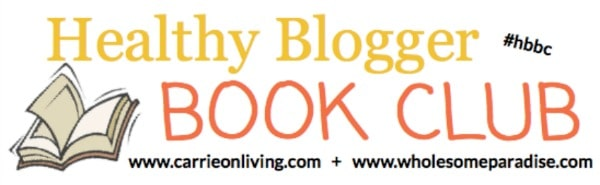 Healthy Blogger Book Club