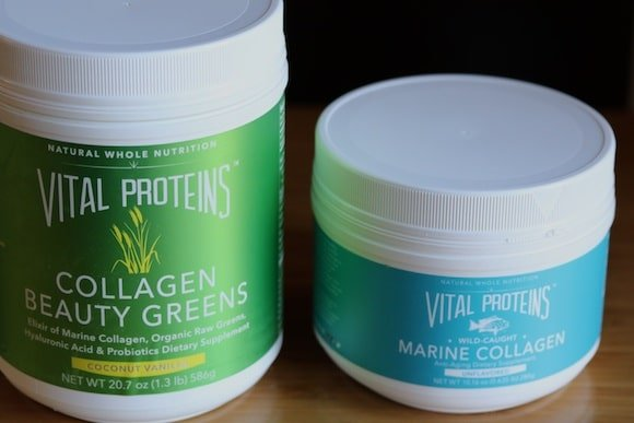 Marine Collagen and Beauty Greens