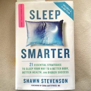 Sleep Smarter Book Review