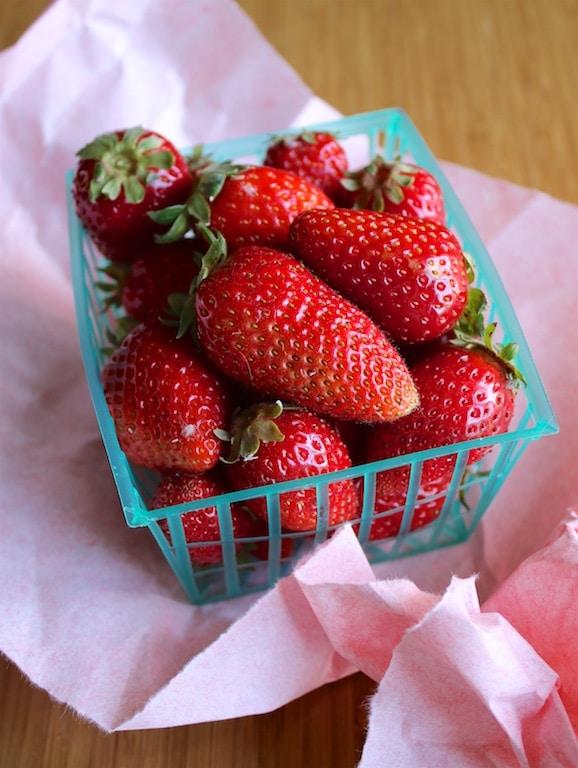 Strawberry Present