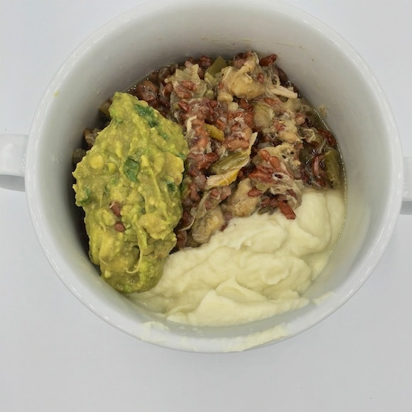 Leftover bowl