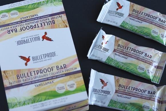 Bulletproof bars