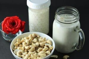 Cashew Milk Recipes