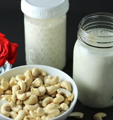 Cashew Milk Recipes