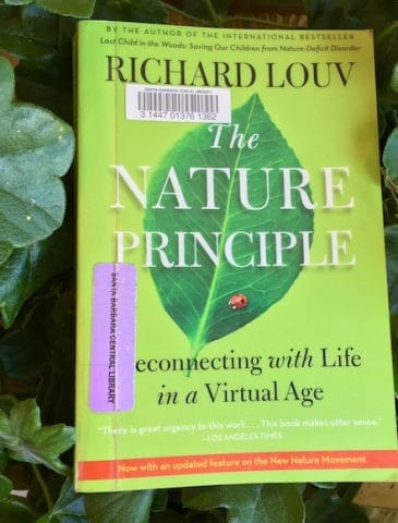 The Nature Principle by Richard Louv