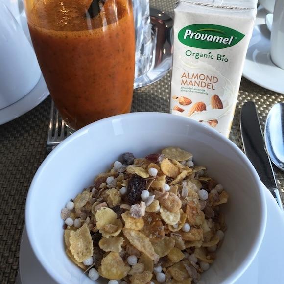 Uniworld breakfast