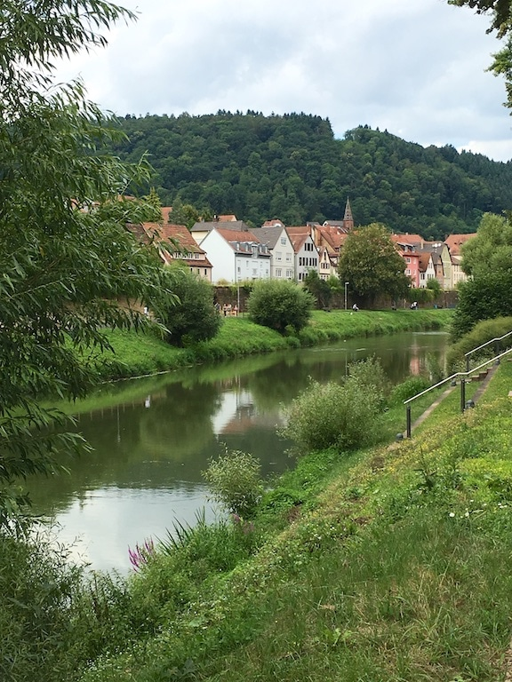 German village of Wertheim
