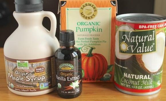 ingredients-for-pumpkin-ice-cream