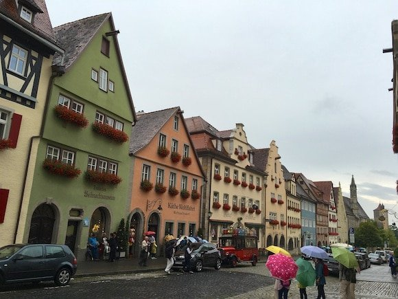 rothenburg-village