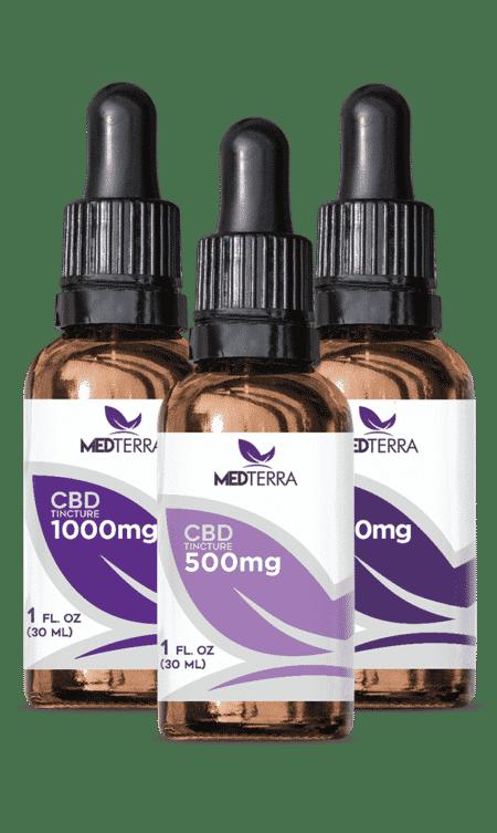 Medterra CBD Tinctures