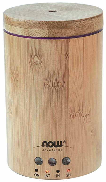 now bamboo diffuser