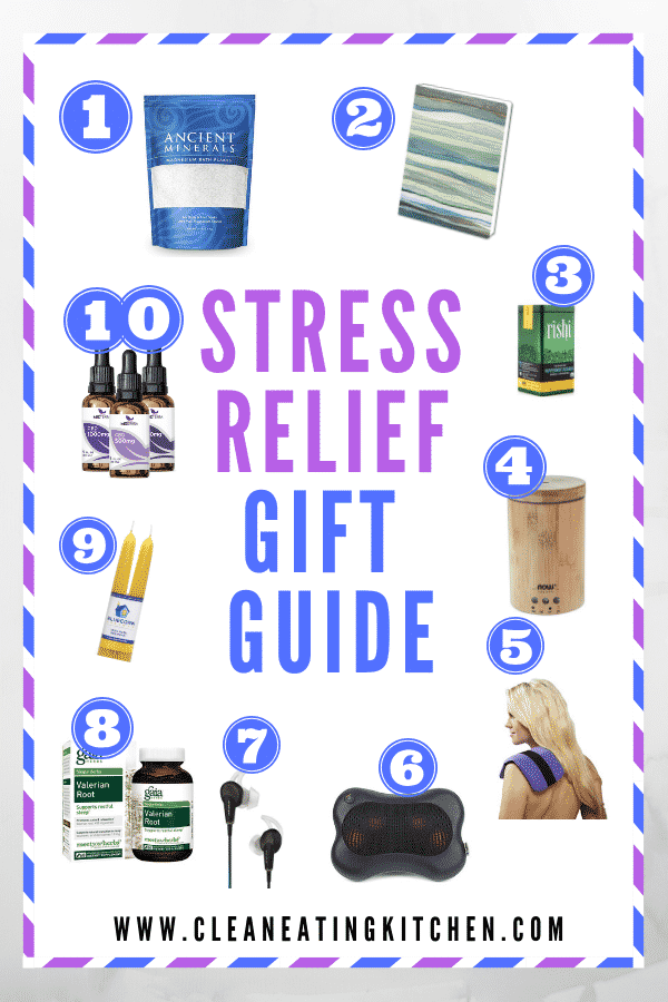 stress relief gift guide