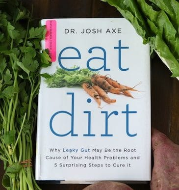 Eat Dirt book cover