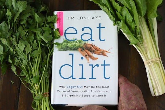 Eat Dirt book cover