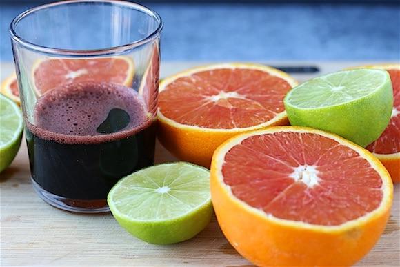 Tart Cherry Juice ingredients