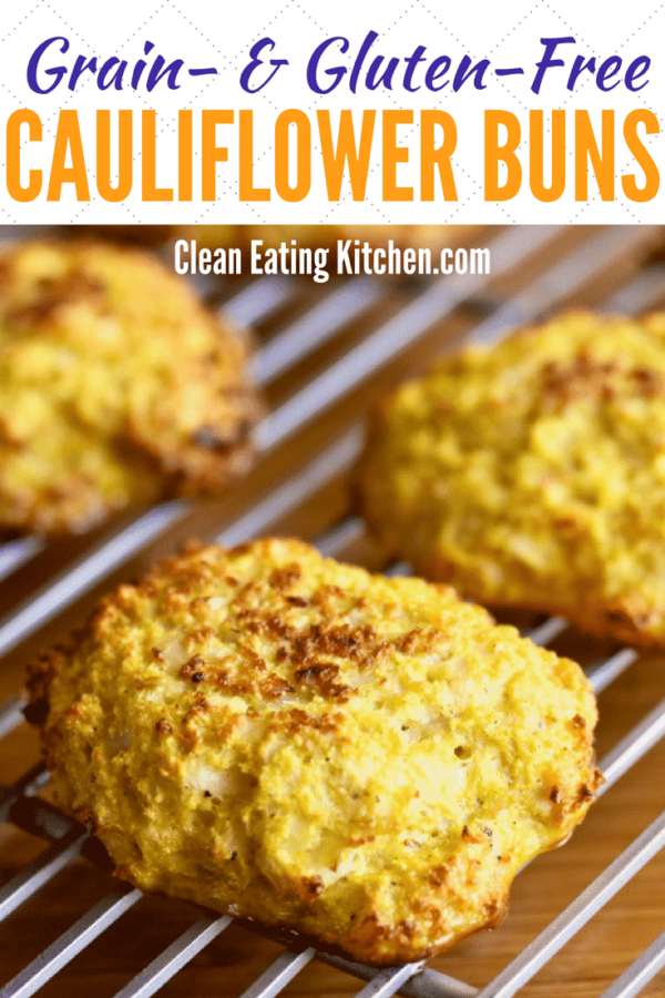 Grainfree Cauliflower Buns
