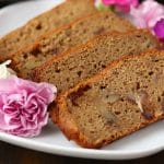 Grainfree Date-Nut Bread slices