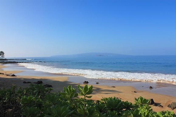 Wailea sand