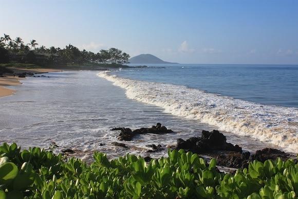 Wailea surf