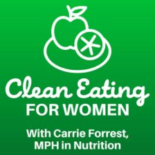 Clean Eating for Women cover art copy