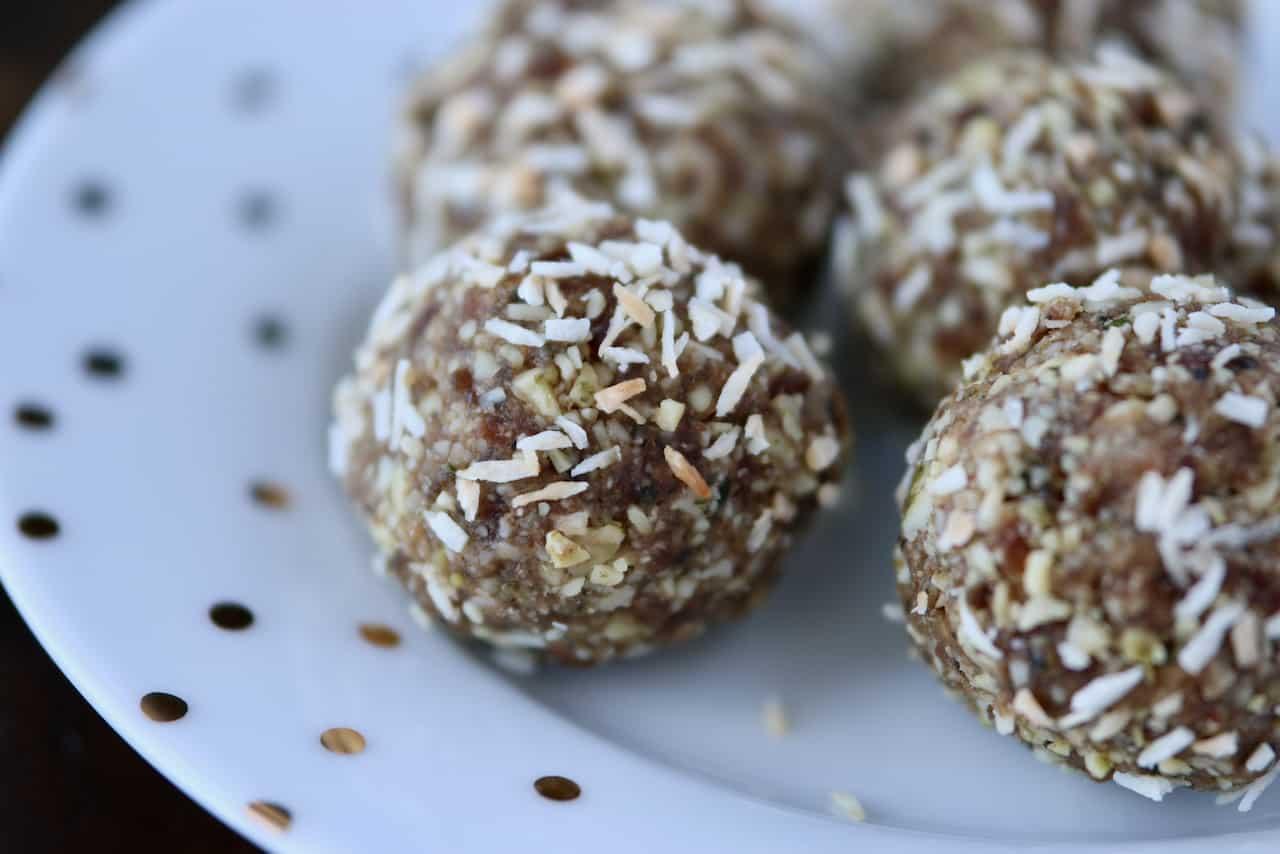 Vegan Energy Balls Recipe Clean Eating Kitchen