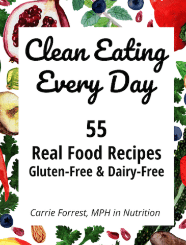 Clean Eating Every Day rectangle