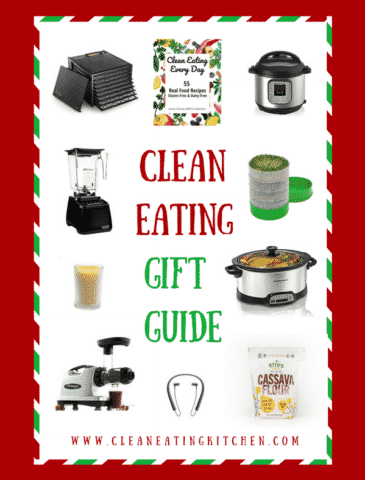 A gift guide for clean eating kitchens