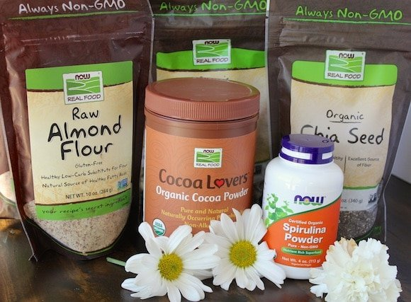 Now clean eating pantry giveaway
