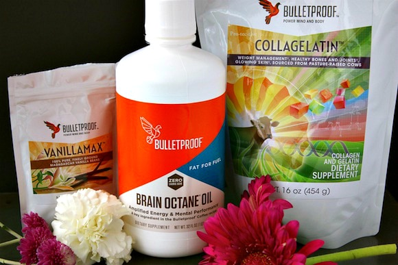 Bulletproof Shake Ingredients