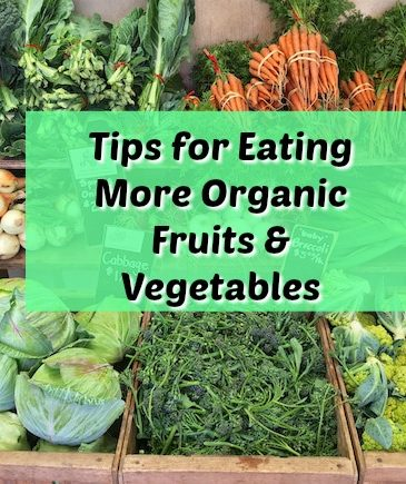 Tips to Get Started Eating More Organic Food