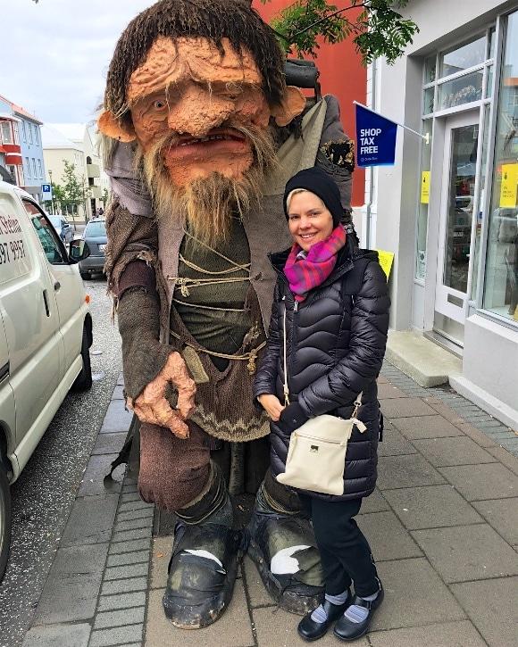 Carrie Icelandic Troll