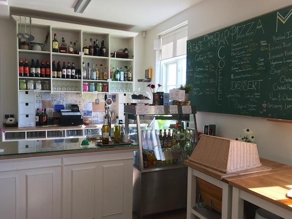 Iceland cafe