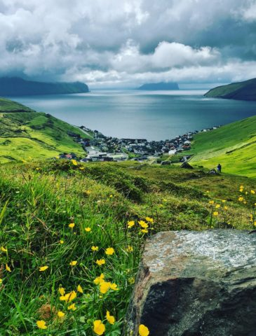 Summer Travels to London, Dublin, & Faroe Islands