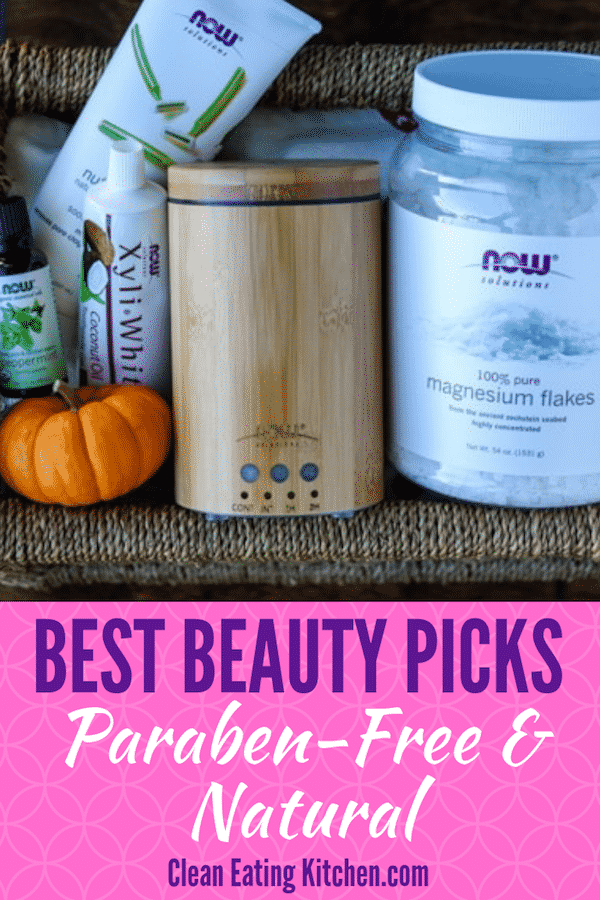Natural Beauty Picks